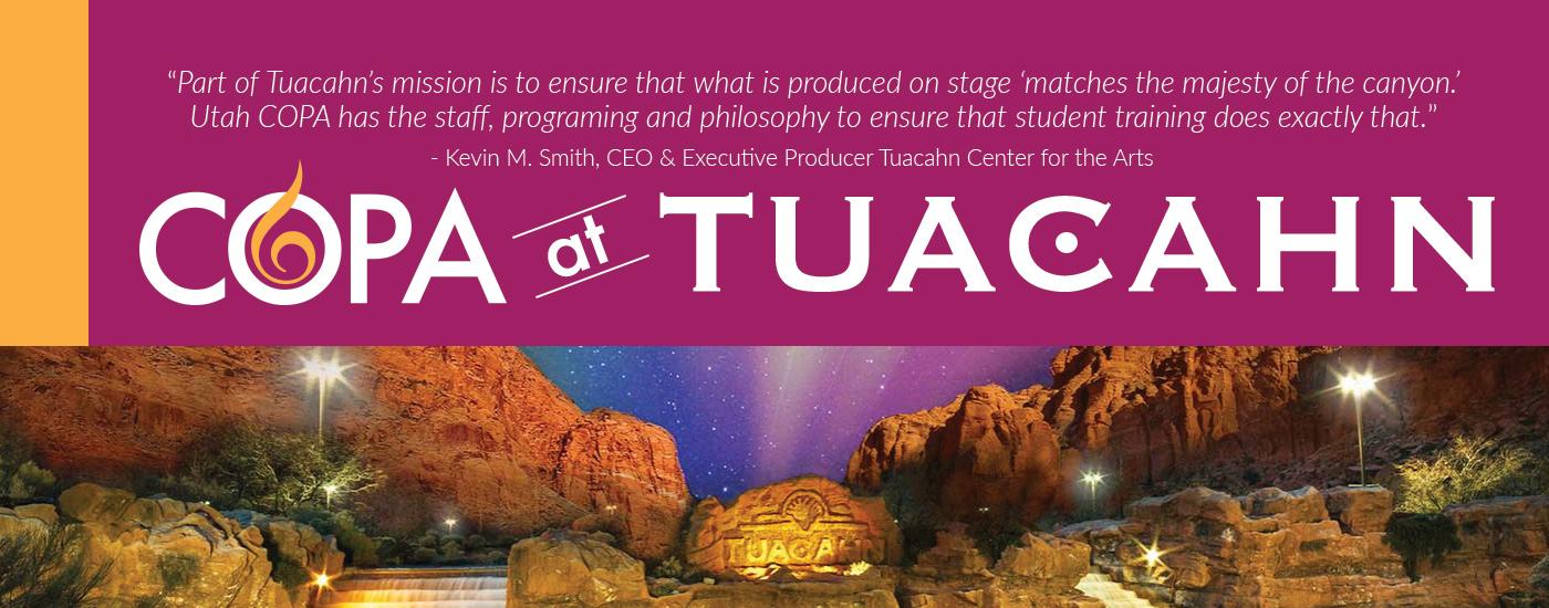 Announcing COPA at TUACAHN!